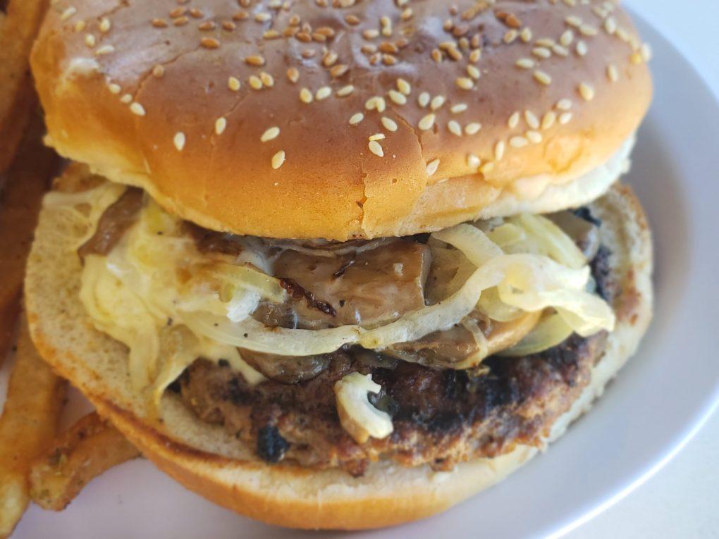 burger melt