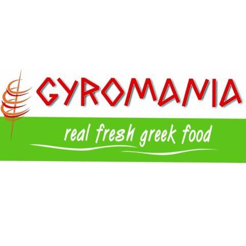 Gyromania Grill logo